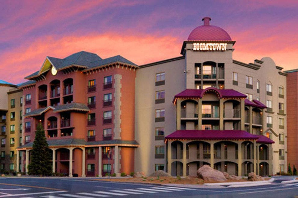 Best Hotel In Reno For Adults
