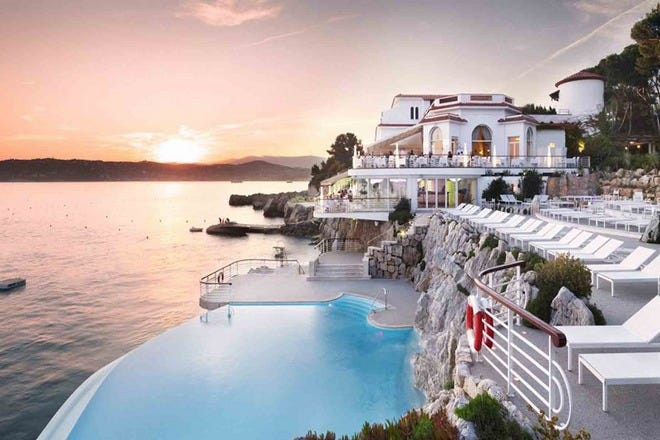 Luxury Hotels in Nice