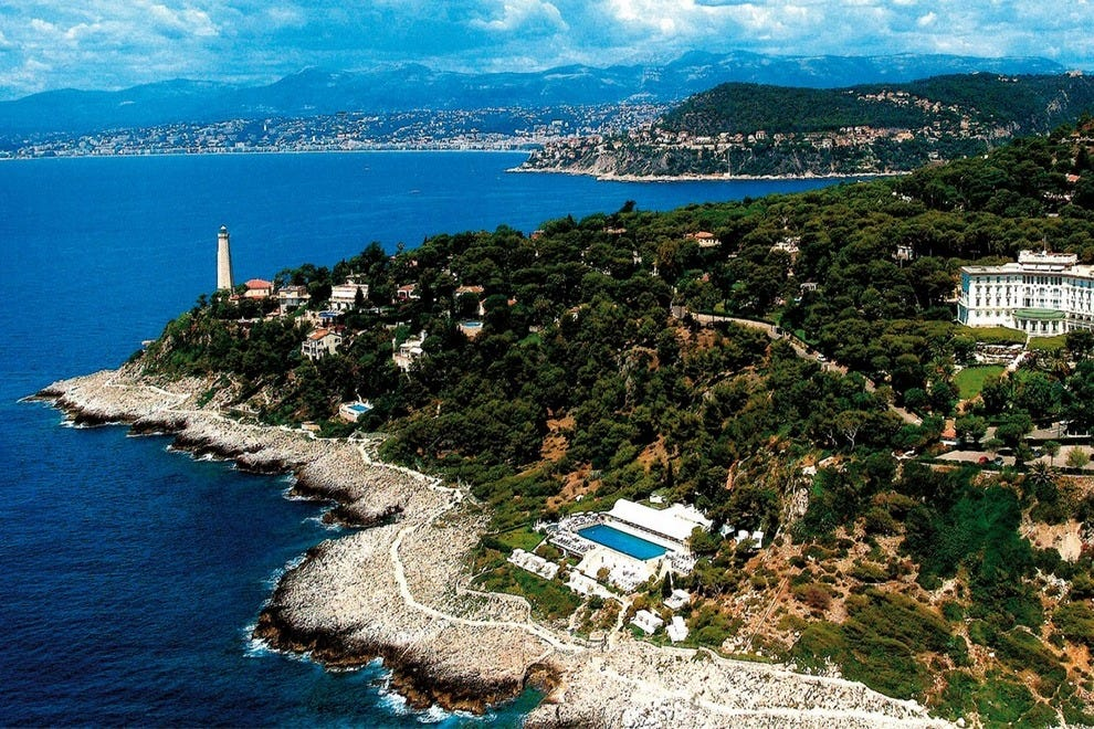 Grand-Hôtel du Cap-Ferrat, A Four Seasons Hotel
