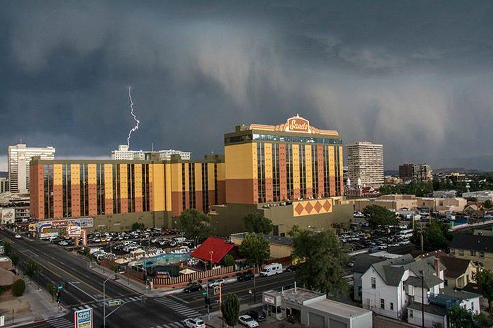 Reno nevada casino restaurants