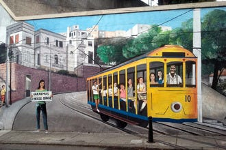 Rio's Famous Santa Teresa Trolley Gets Back on the Rails