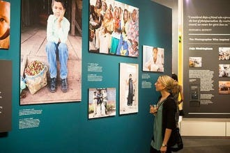 D.C.'s Newseum Hosts Photography Exhibit Documenting Hunger Crisis