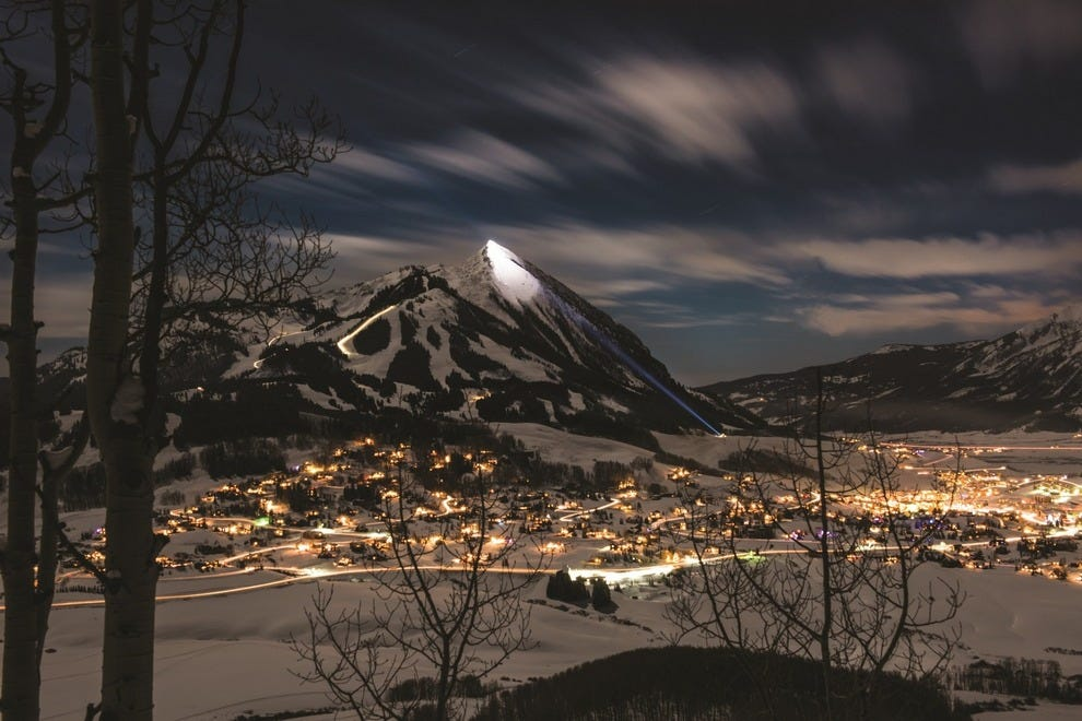 Crested Butte Mountain Resort, Colorado