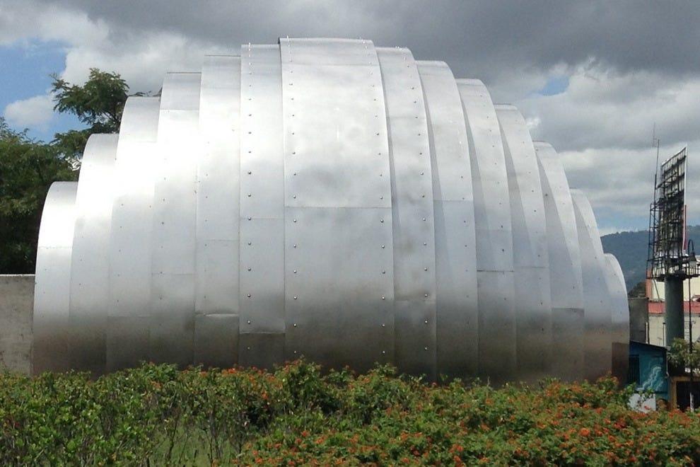 国家博物馆球体的定制包装