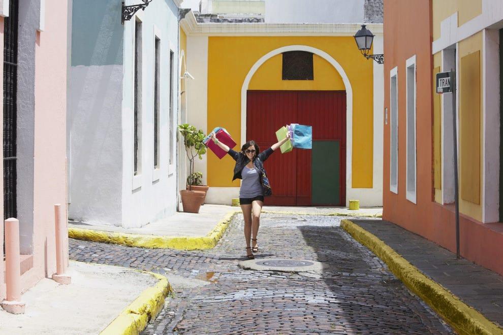 Best Caribbean Destination for Shopping Winners: 2015 10Best Readers' Choice Travel Awards