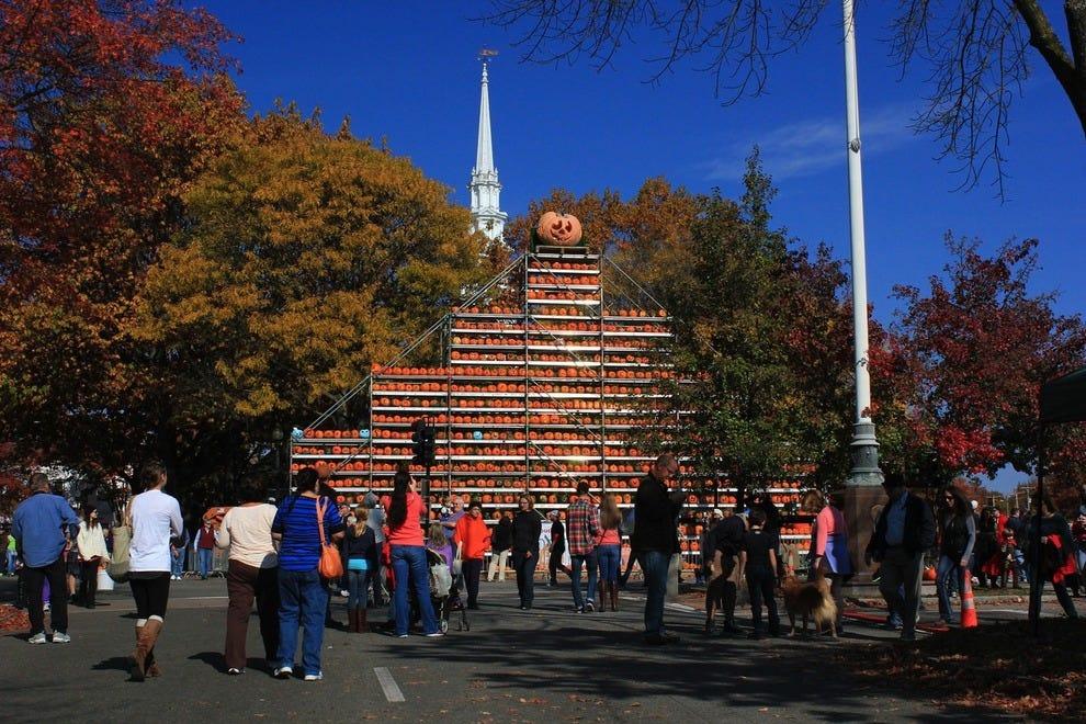 New Hampshire Pumpkin Festival