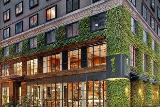 10Best Eco-Friendly Details at the 1 Hotel Central Park