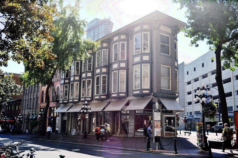 Best Downtown Vancouver Restaurants