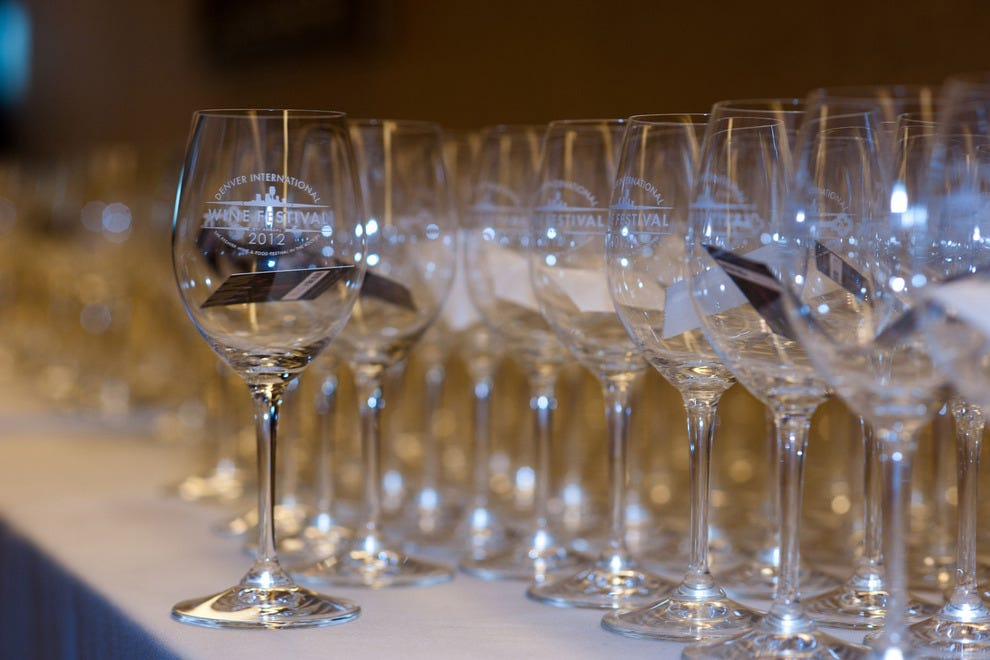 2015 Marks the 11th year of the Denver International Wine Festival