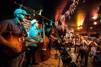 Oskar Blues: Music, Dancing and Nights of Endless Fun