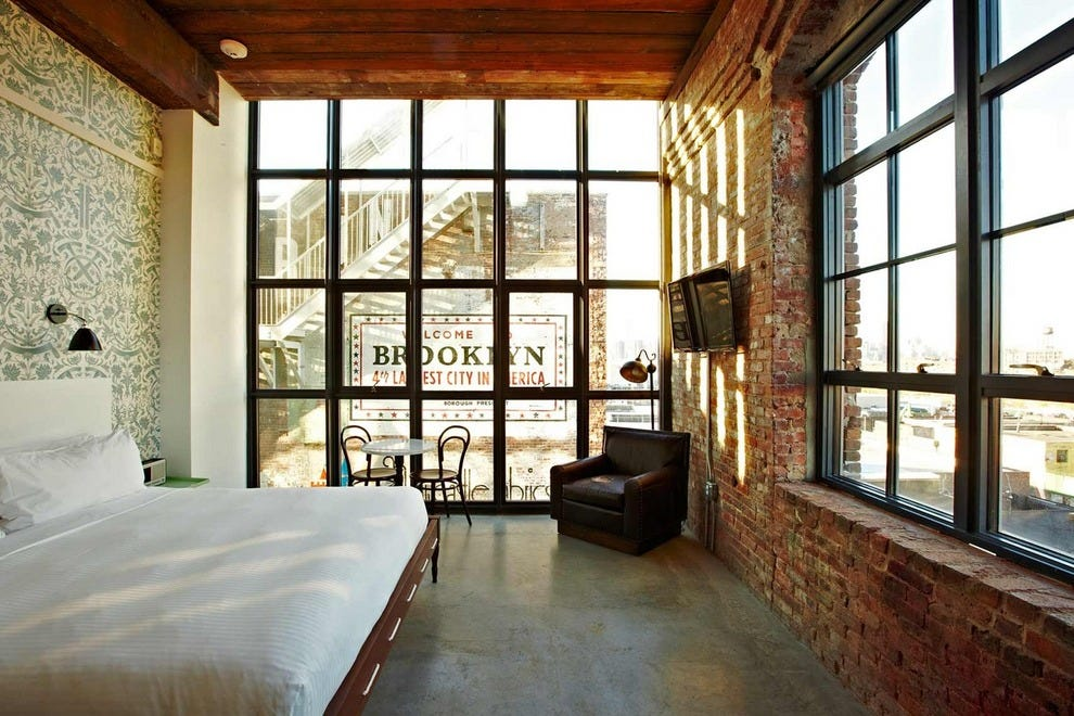 Sexy hotels in nyc
