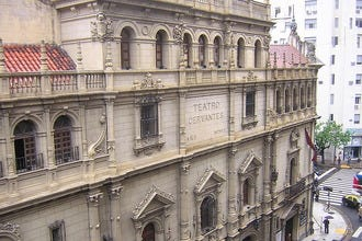 Cervantes Theater: Discover Unique Charm at This Buenos Aires Mainstay
