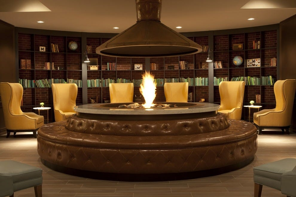 Warm Your Toes: Best Hotel Fireplaces This Winter