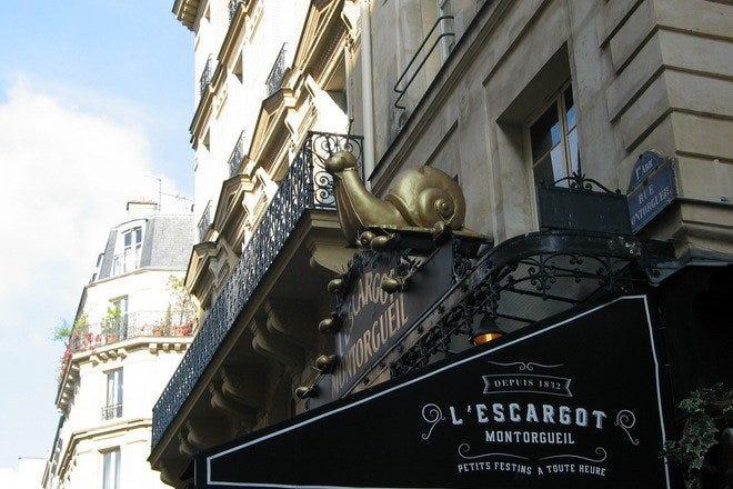 2nd Arrondissement - Montorgueil's Best Restaurants