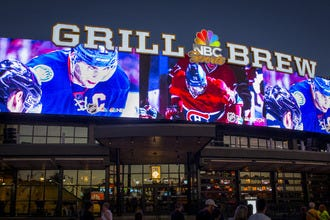 NBC Sports Grill & Brew Now Open at Universal CityWalk