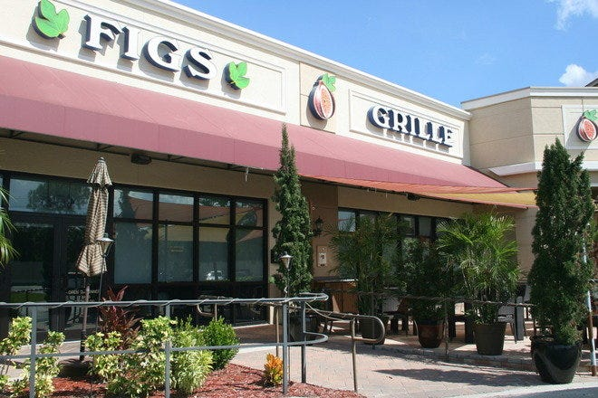 Figs Grille