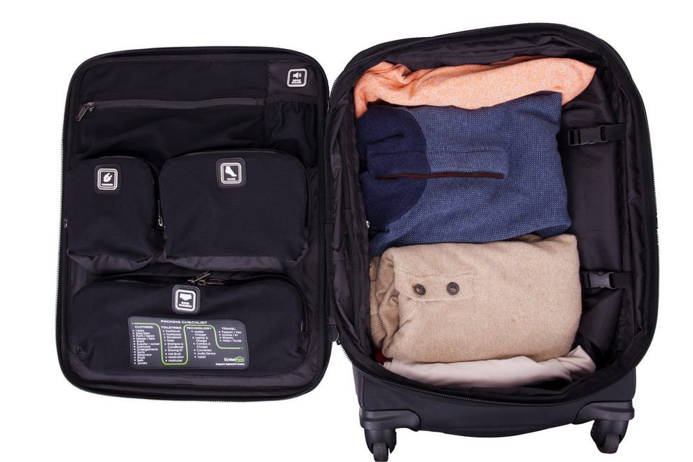 "Genius Pack 22"" Carry On Spinner"