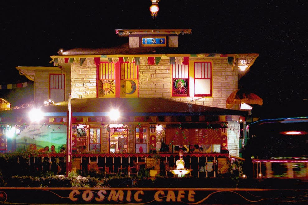 Cosmic Cafe