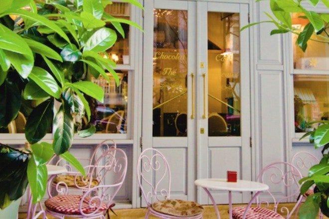 Cafés in Athens