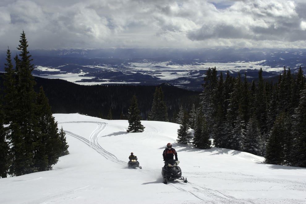 Grand County, Colo., is a charming winter destination full of adventure