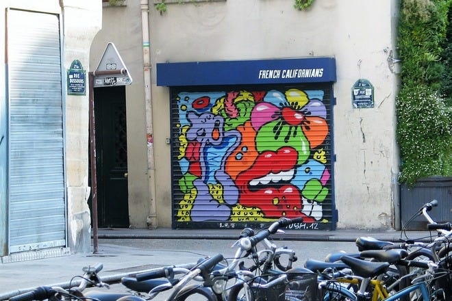 2nd Arrondissement - Montorgueil's Best Shopping