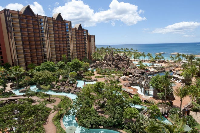Aulani A Disney Resort Spa Honolulu