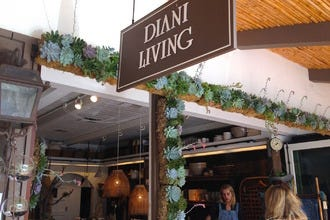 DIANI Living: A Lovely Home and Gift Shop in Santa Barbara