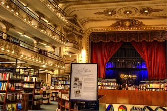 Discover One of the World's Most Beautiful Bookstores in Buenos Aires