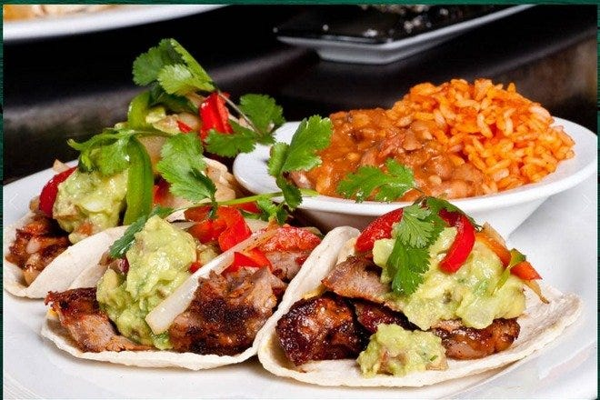 Las Vegas Mexican Food Restaurants 10best Restaurant