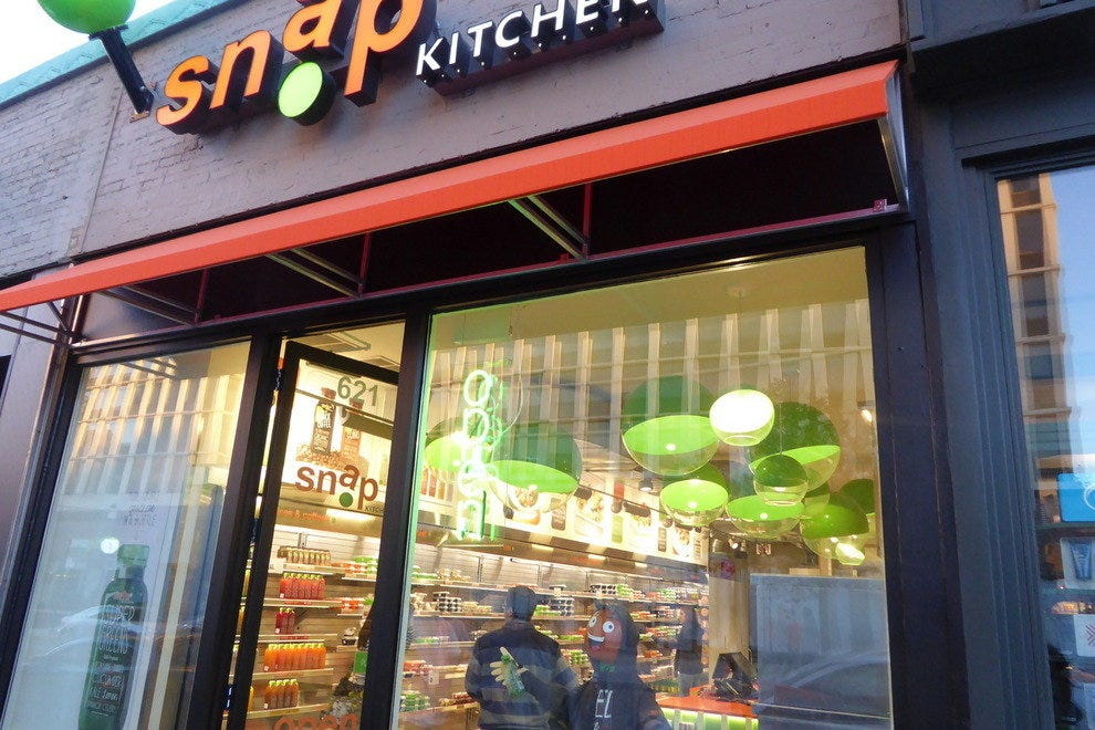 Snap Kitchen: Chicago Restaurants Review - 10Best Experts and ...