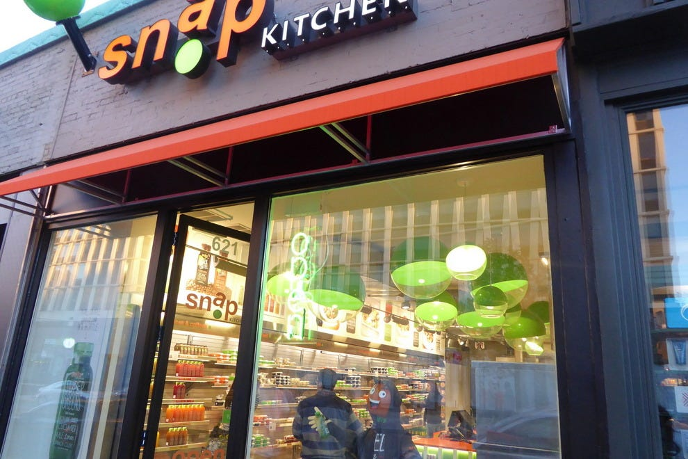 Snap Kitchen has a handful of Chicago locations