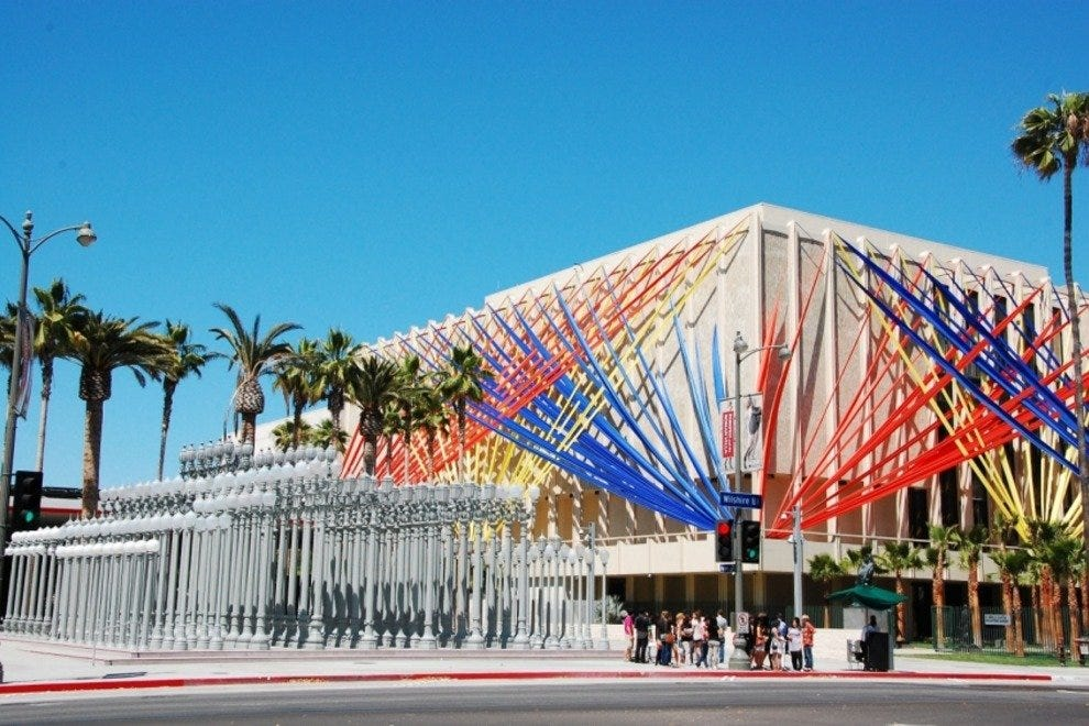 a review of the los angeles museum of art