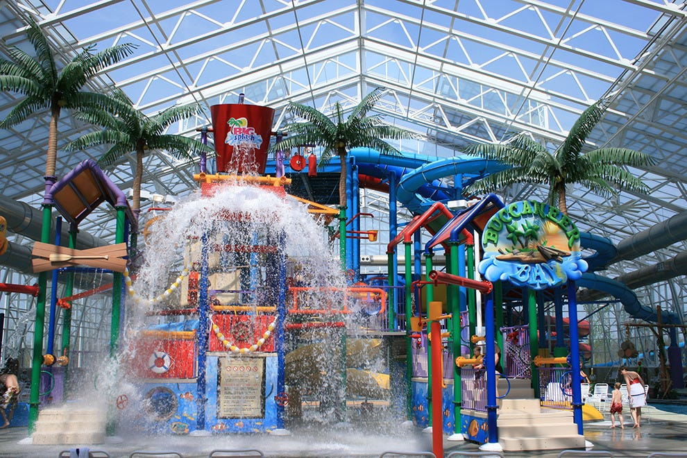 Best Hotels For Water Fun In The Winter