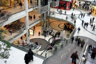 Shopping Malls and Centers