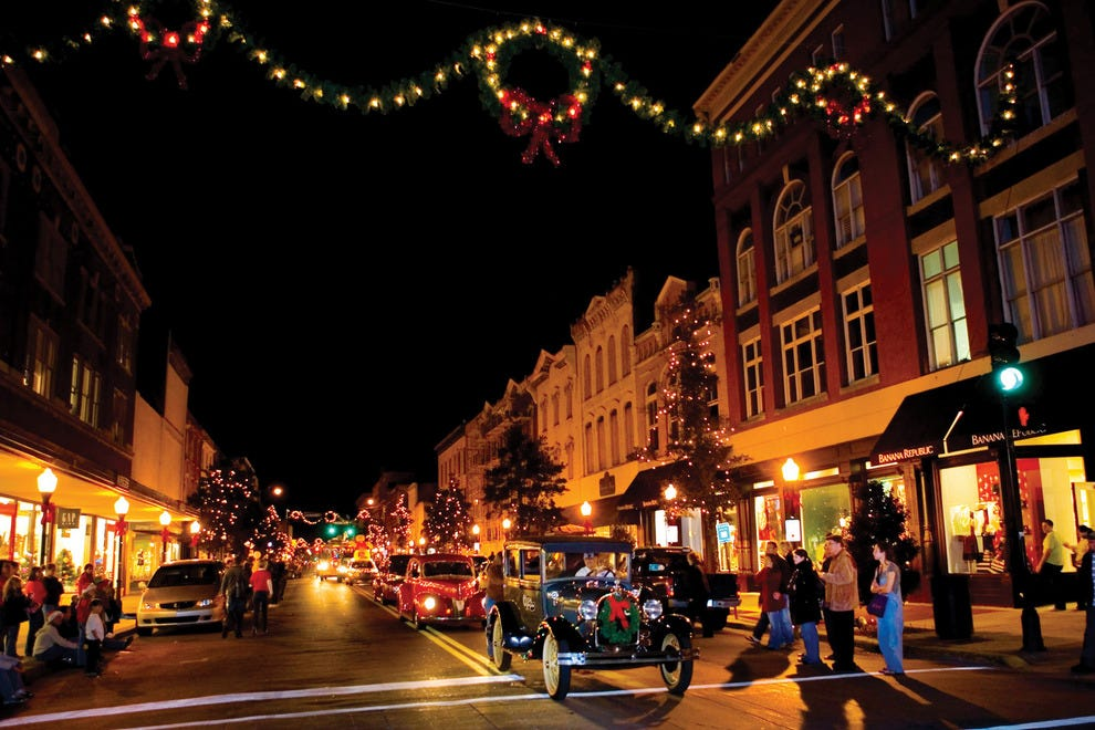 Holiday Attractions Attractions In Savannah