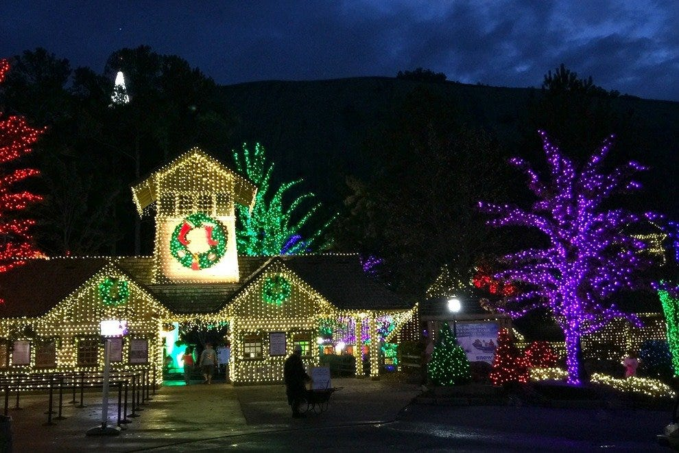 10 Best Things To Do In December In Atlanta Ga Usa Today 10best