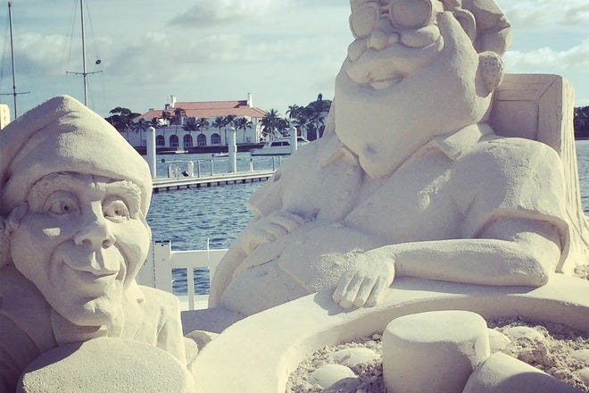 Holiday Attractions in Palm Beach / West Palm Beach