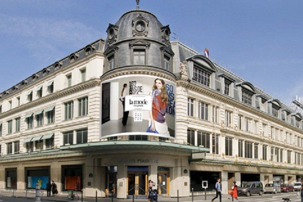 Le bon march paris shopping review 10best experts and - Le bon marche adresse ...