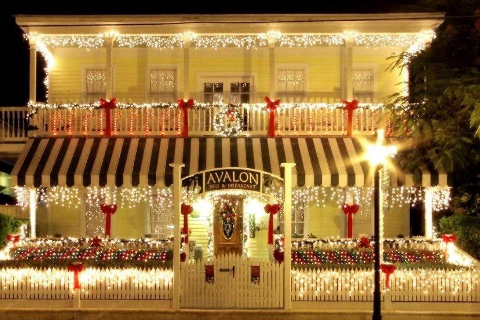 Fairy Lights Balcony