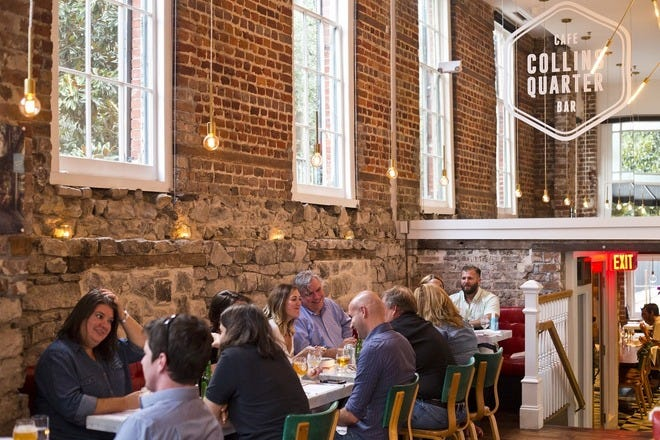 The Collins Quarter Delightful Dining With An Aussie Twist