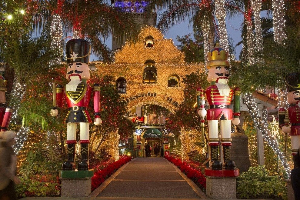 Mission Inn Los Angeles Attractions Review 10best