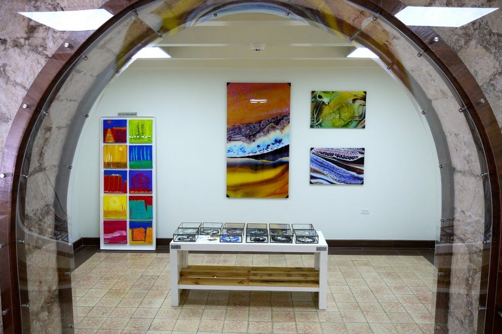 Artist collection at Cosecha