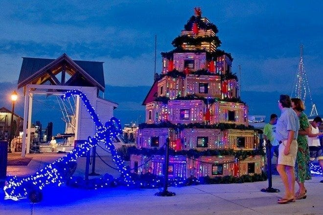 Holiday Attractions in Key West