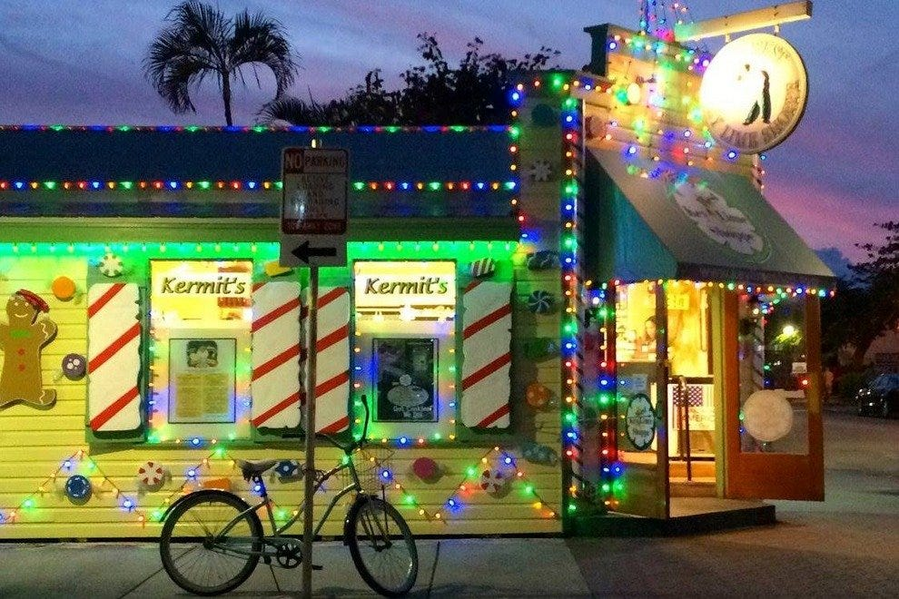 Key West Bight Before Christmas: Key West Attractions Review ...