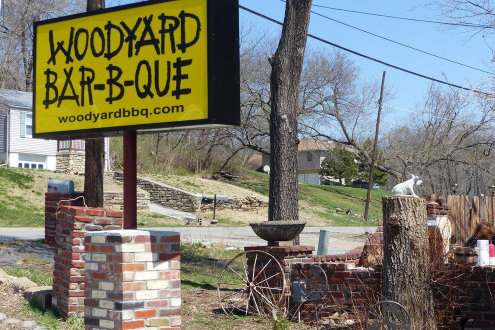 Woodyard Bar-B-Q