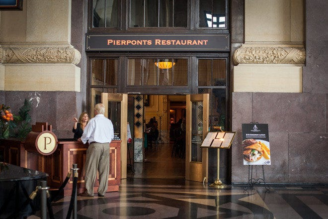 Pierpont's At Union Station