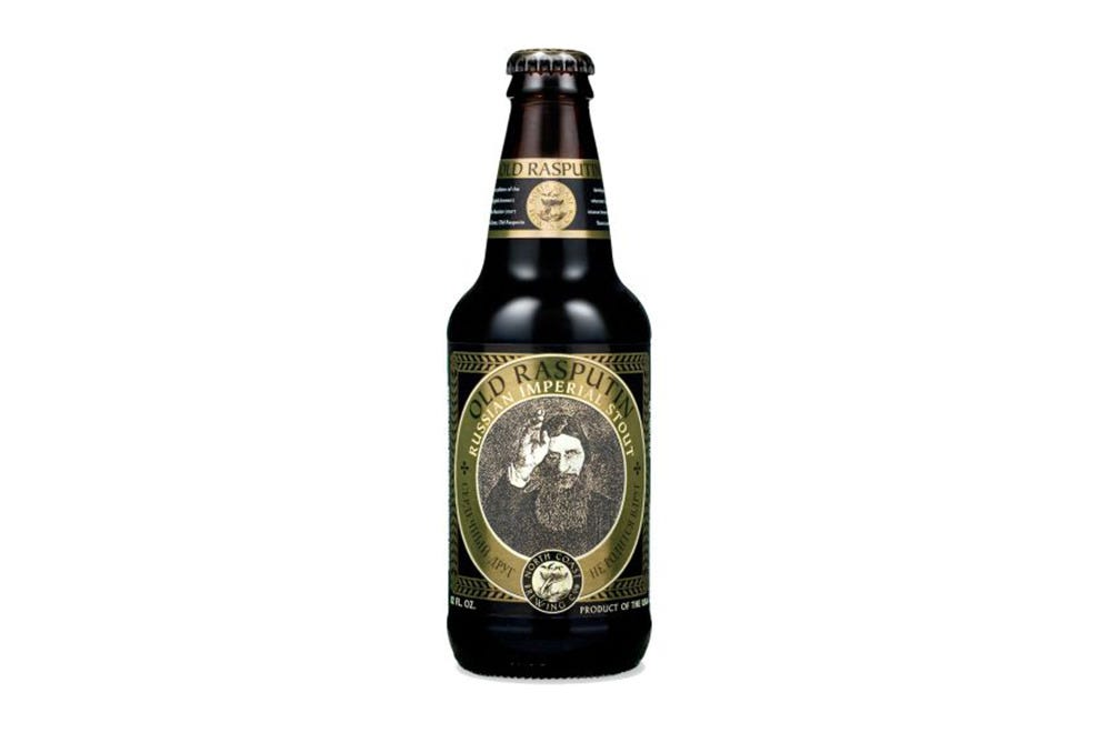 North Coast Brewing Old Rasputin Russian Imperial Stout