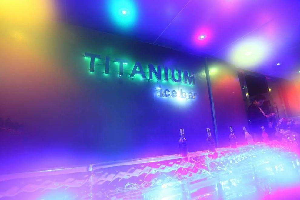 Titanium Club and Ice Bar