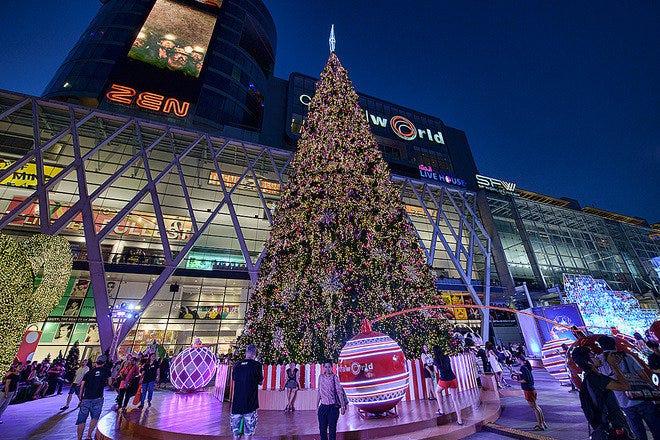 Holiday Attractions in Bangkok