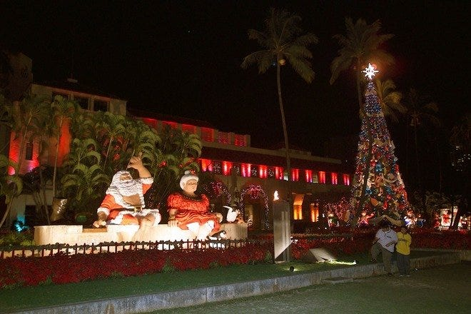 Holiday Attractions in Honolulu